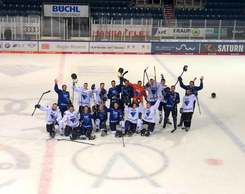 Achtzig20 und der ERC Ingolstadt: Was Eishockey für uns als Team bedeutet