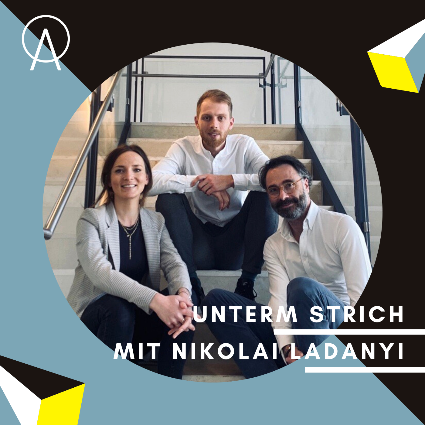 Unterm Strich Folge #005: How to Scale Up mit Nikolai Ladanyi