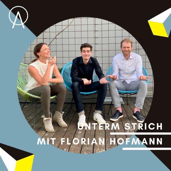 Unterm Strich Folge #010: Family Business und junger Unternehmergeist – mit Florian Hofmann vom Autohaus Hofmann