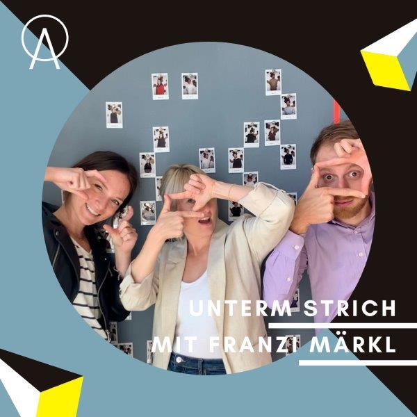 Unterm Strich Folge #011: What makes you special, Franzi Märkl?
