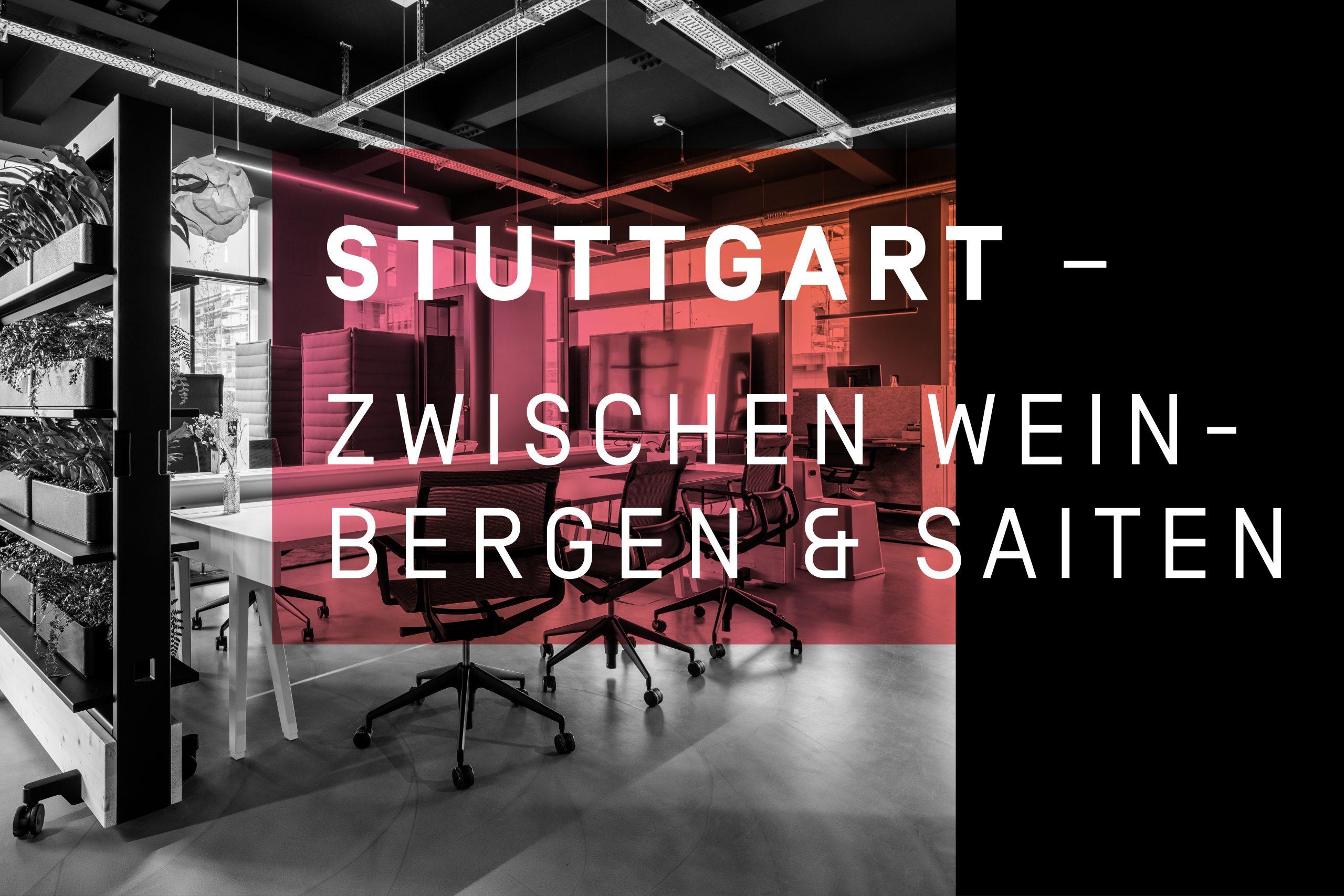 Stuttgart – Zwischen Weinbergen und Saiten
