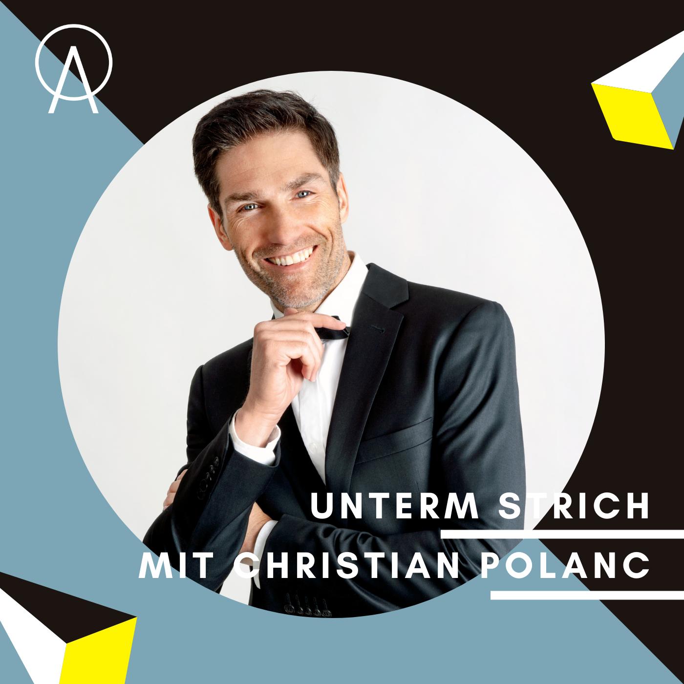 Unterm Strich Folge #037: Christian Polanc tanzt euch fit!