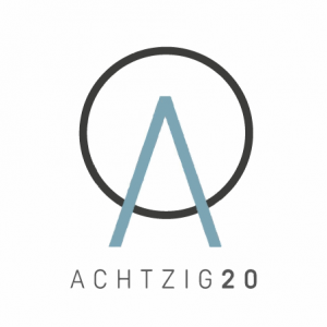 Achtzig20 Logo