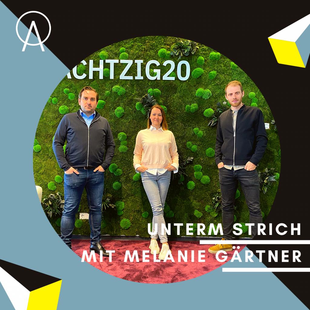 Thumbnail Unterm Strich miz Valle,Stefan und Melanie Gärtner