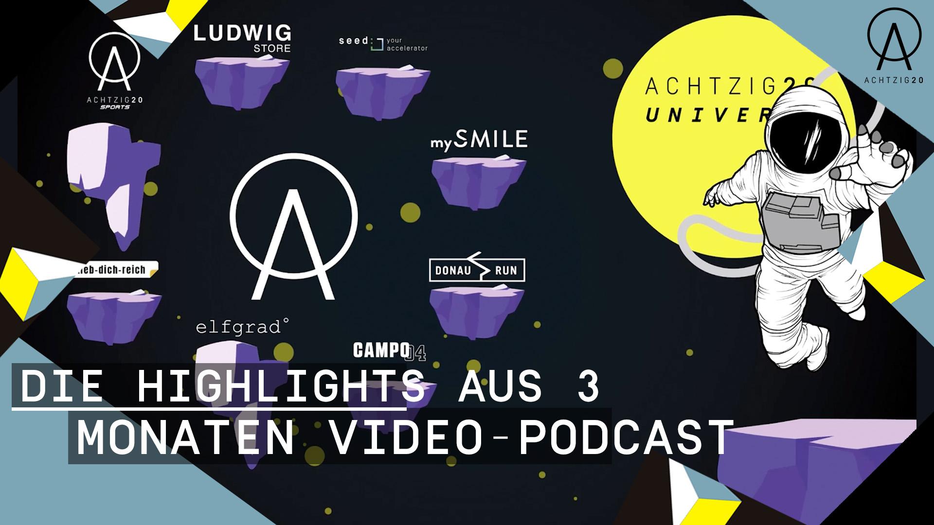 Unterm Strich Folge #045: Die Highlights aus 3 Monaten Video-Podcast