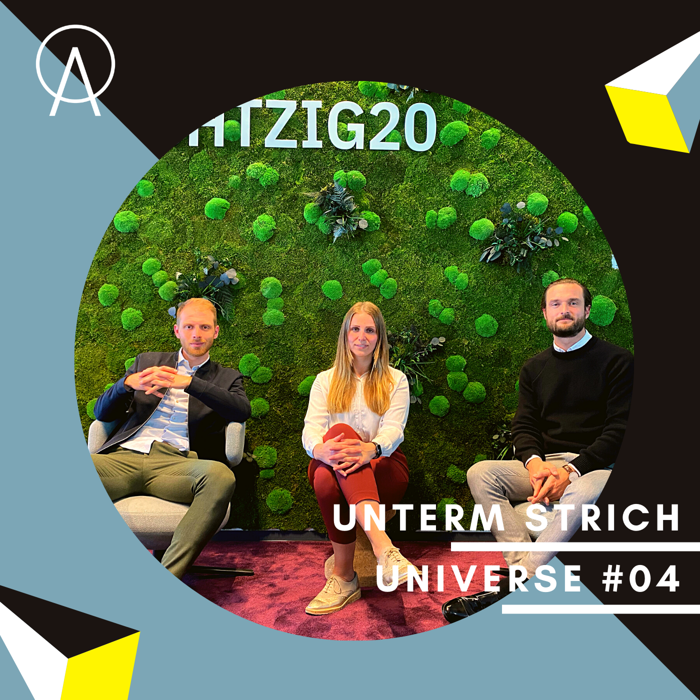 Unterm Strich: Achtzig20 Universe #04 mit dem Stuttgarter A-Team