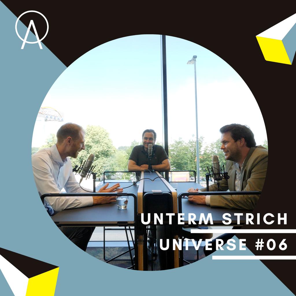 Unterm Strich achtzig20 Podcast thumbnail