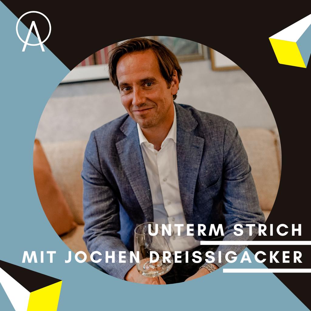 Unterm Strich Folge #054: Riesling über alles mit Jochen Dreissigacker
