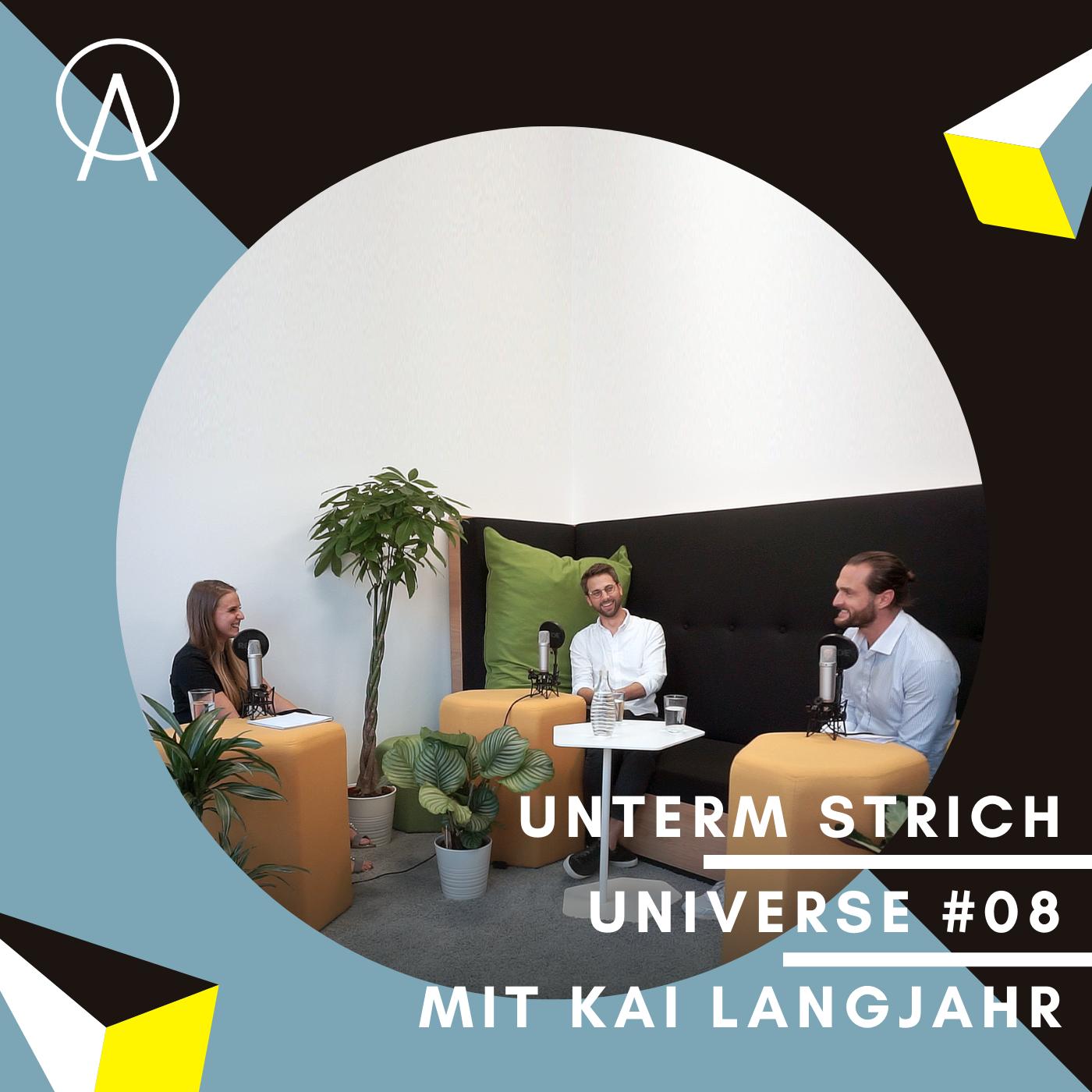 Unterm Strich: Achtzig20 Universe #08 – Das Stuttgarter A-Team mit Kai Langjahr