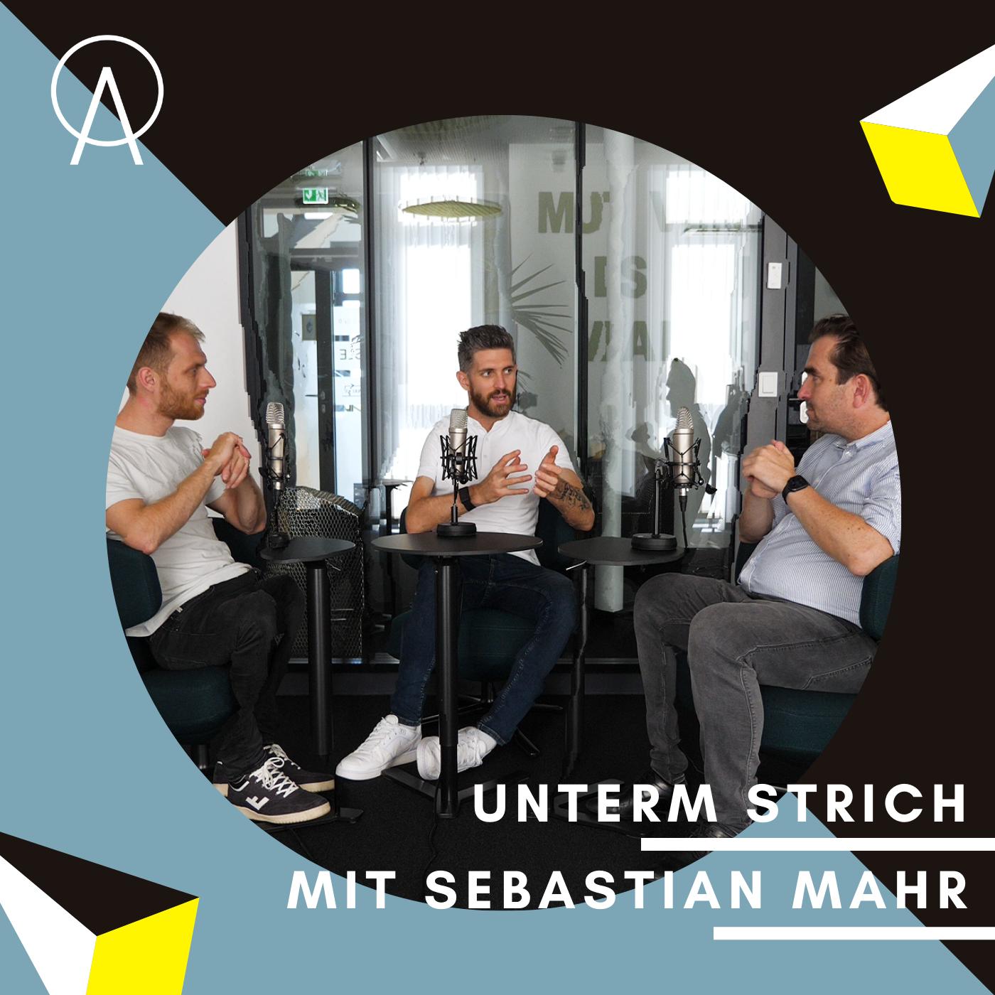 Unterm Strich Folge #061: Life is like a coin – mit Ingolstädter Triathlet Sebi Mahr