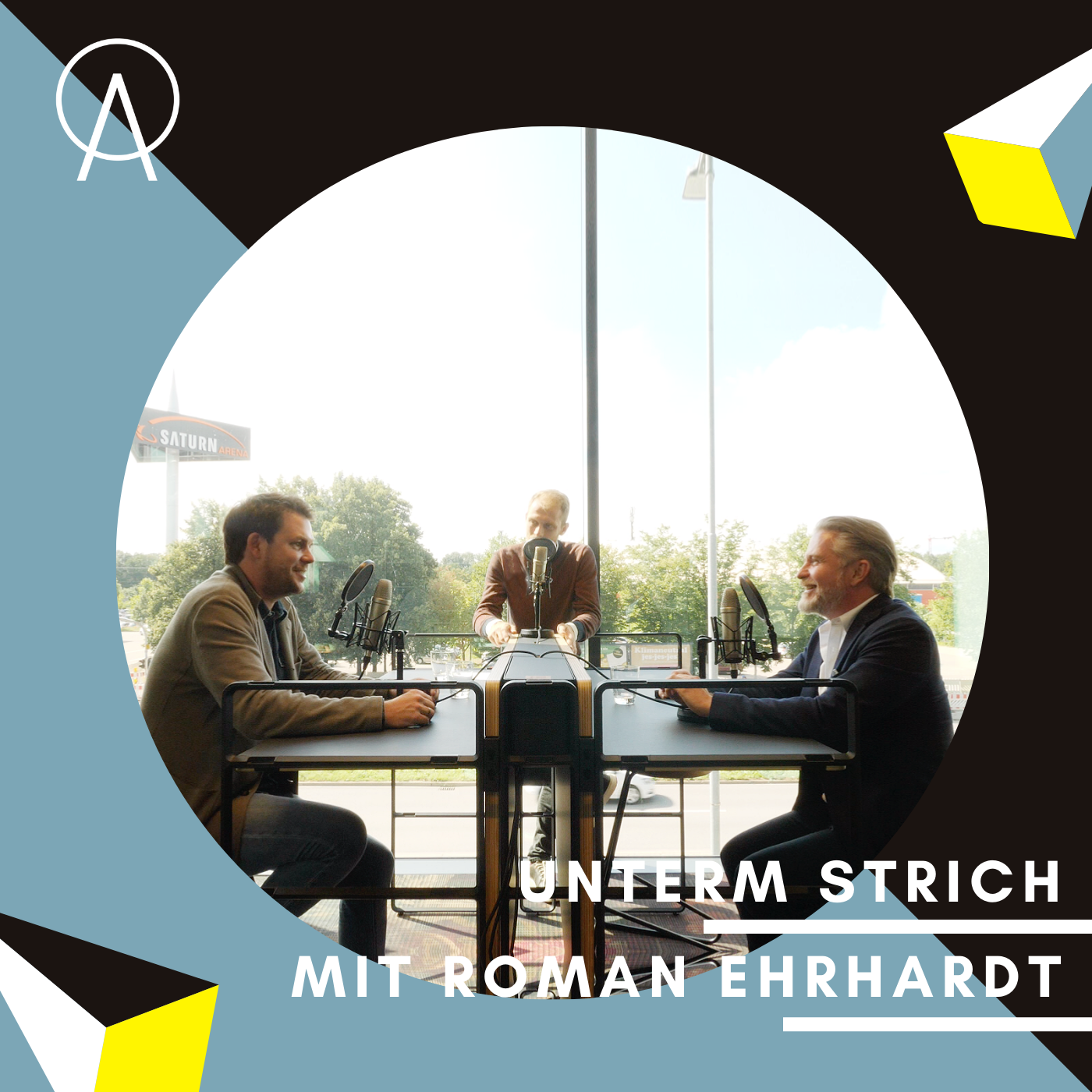 Unterm Strich Folge #060: Wenn das Büro zum Club wird – mit Roman Ehrhardt von Vitra